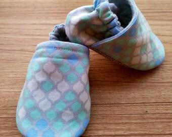 Mermaid Inspired Baby shoes,Teal Mermaid shoes,Lavender Mermaid shoes,Purple Mermaid shoes,Baby shoes,Mermaid shoes,Handmade Baby shoes,Baby