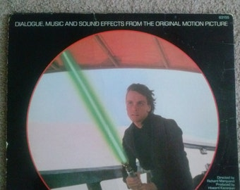 The story of Star Wars, Return of the Jedi. Record. LP Limited edition