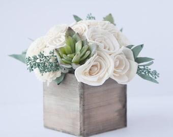 Flower arrangements | Etsy