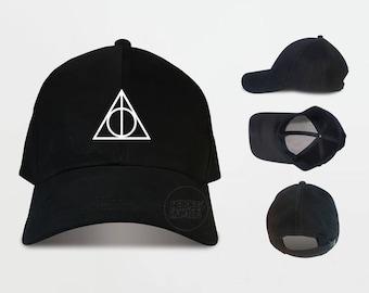 Deathly Hallows Baseball Caps Harry Potter Caps Tumblr Caps
