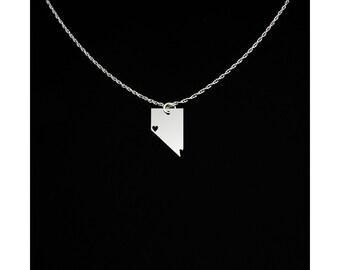 Nevada Necklace - Nevada Jewelry - Nevada Gift