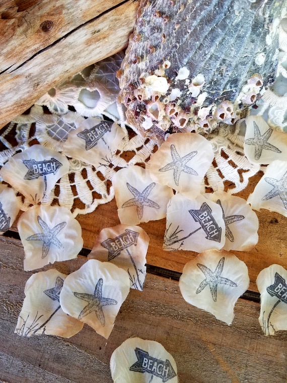 Beach wedding decorbeach theme bridal shower decorrustic like this item junglespirit Image collections