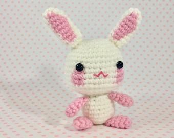 Amigurumi Bunny Pencil Holder : Kawaii crocheted plushies and cute amigurumi by sugarpopcrochet