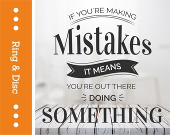 QU28-RD If You're Making Mistakes