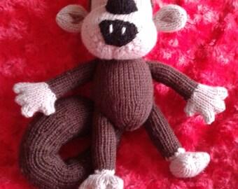 Ooo Ooo monkey