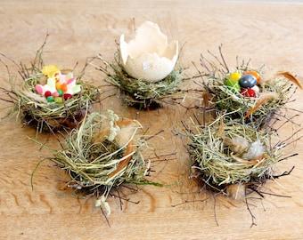 Bird's nest, Easter nest, nest
