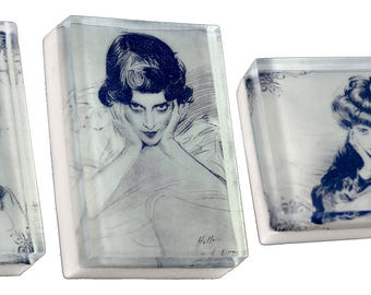 Vintage Victorian collection B 3 – 4 oz. bath bars