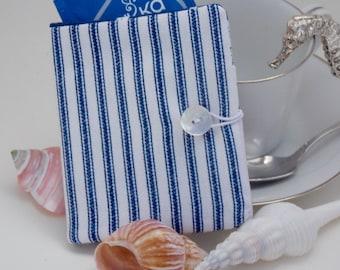 Nautical tea wallet