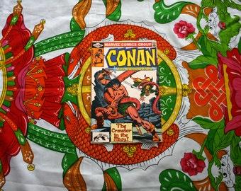 Conan The Barbarian #116 Vintage Marvel Comic Book. 1980 Barbarian Fantasy Bronze Age Comic. 80s Conan Barbarian Comic