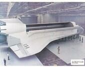 Full Scale Space Shuttle ...