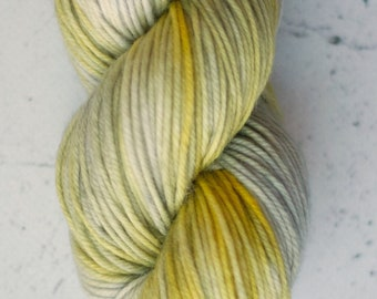 Sparkle Sock Yarn, Man in the Yellow Hat