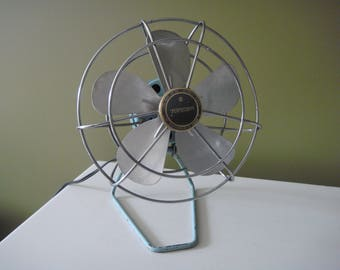 Vintage Torcan Electric Fan - Made in Canada