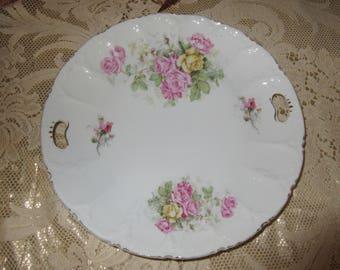 ANTIQUE CAKE PLATE