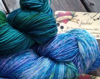 Lilypond Silk Shawl set