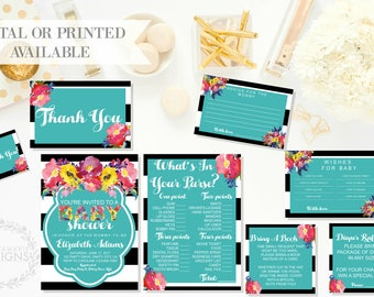 Bridal Shower Invitation | The Kendall Collection |