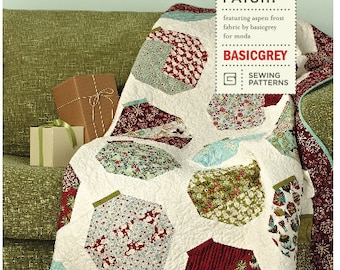 Oh What Fun Quilt Pattern by BasicGrey