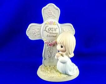 Love Blooms Eternal Precious Moments Figurine