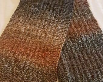 Mens colored scarf