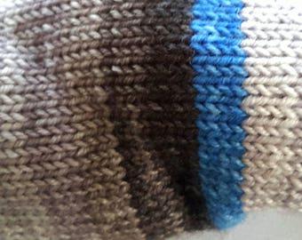 The Goblin King - Hand Dyed Self-Striping Sock Yarn
