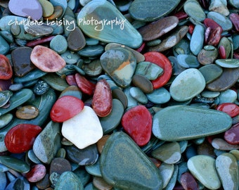 Glacier National Park, Rocks, Montana, Colorful, Fine Art Photography, Gift, Nature, Note Cards, Father's Day, Office Decor, Home Decor,