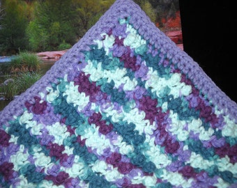 DC-012  3-Pack Crochet Dishcloths