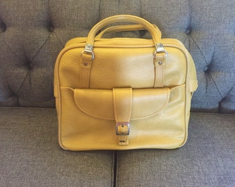 1970's Overnight travel bag