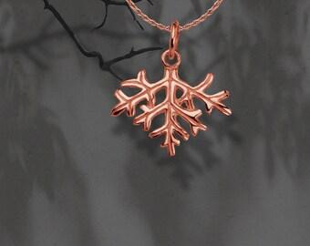 Australian Flannel Flower Leaf Pendants & Chain,Fine Silver,Handmade,Wildflower Pendants,Gift for Her,Australian Leaf Pendants,Botanical