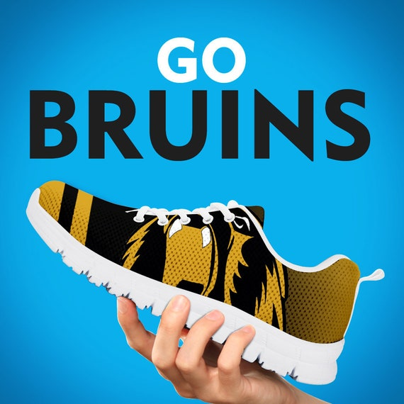 Collector Hockey Kids Bruins Sneakers Gift Custom Trainers Boston Sizes Mens Running Gift Shoes Womens Gift 1OwxUTq