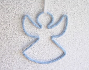 Guardian angel nursery decor, Angel ornament, Guardian angel decor, Angel nursery decor, Baby shower gift, Girl nursery, Kids room decor