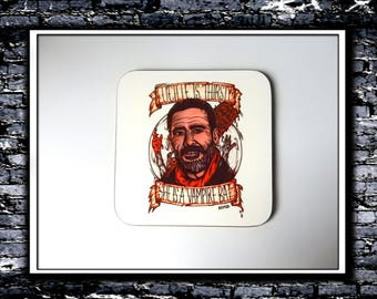 Lucille Is Thirsty - Coaster (Inspired by The Walking Dead)