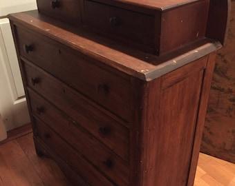 Antique dresser/ no shipping