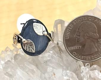 Kyanite Ring Size 7 1/2