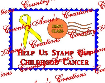 "Fund Raiser  - SVG PNG DXF Eps Ai Wpc Cut file for Silhouette, Cricut, Pazzles - Awareness ""Childhood Cancer"" svg"