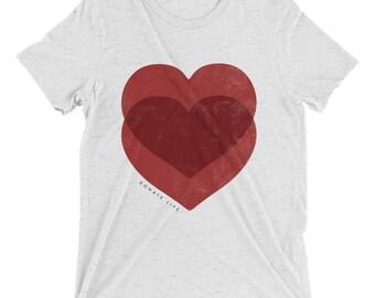 Unisex Organ Donor Tee - Men's Trendy Tee - Donate Life Tee - Heart Transplant Shirt - CHD Awareness - HCM Awareness - Transplant Survivor
