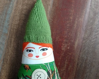 Siri Green Gnome