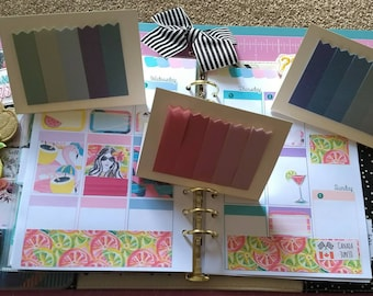 Page flags / sticky tabs / Page markers