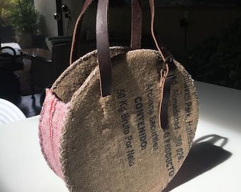 Jute Sack bag and jargon