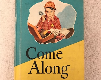 Vintage Come Along Children's Book