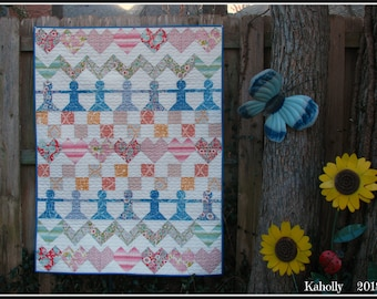 Sweet Reminiscence Quilt
