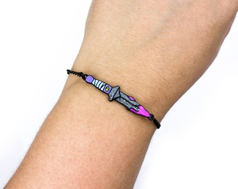 Bracelet // Dagger // Witchy Dagger