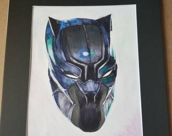 Marvel Black Panther 11x14