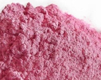 Pink Mica Shimmer Micas Pigment Powder Cosmetic Shimmer Color Colorant Makeup Soap and Craft Coloring Slime and Resin