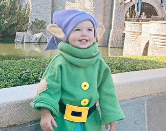 Inspired by Dopey- child Costume