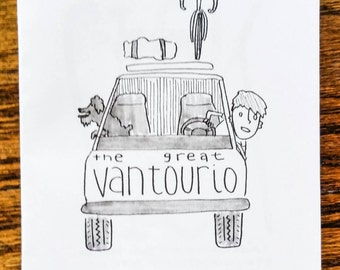 The Great Vantourio - issue 2