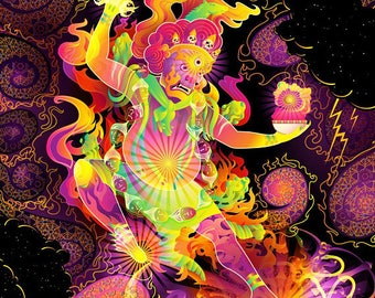 Dimension matrix tapestry blacklight fluorescent visonary trippy wall art tapestry psychedelic backdrop neon blacklight fluorescent uv decorations psychonaut acid yggdrasil psytrance hayagriva mozeypictures Image collections