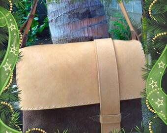 Nubuck Schoolbag