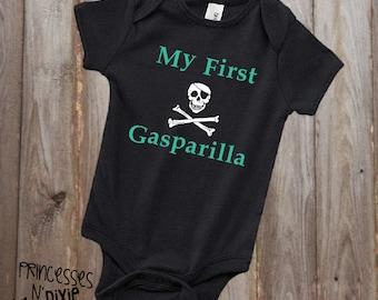 Gasparilla Baby Bodysuit - Tampa - Pirate Festival