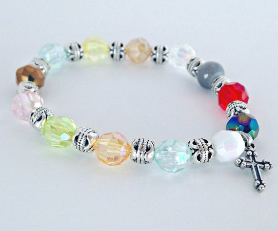 Lord S Prayer Bead Bracelet Craft