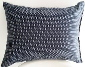 Cushion cover 45 x 35 cm; silky satin fabric