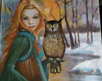 Portrait Witch and OWL